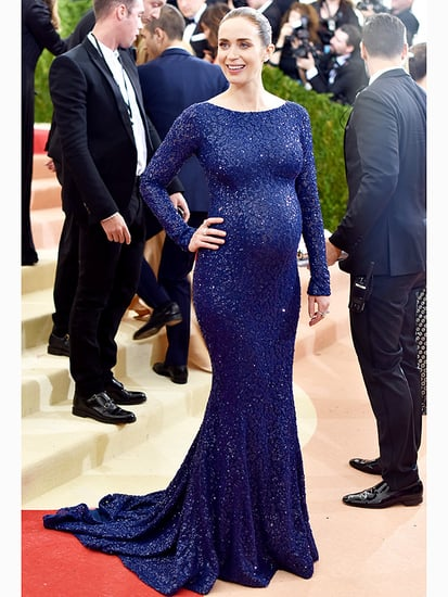 Met Gala 2016: Emily Blunt's Dress Could Have Been Green!