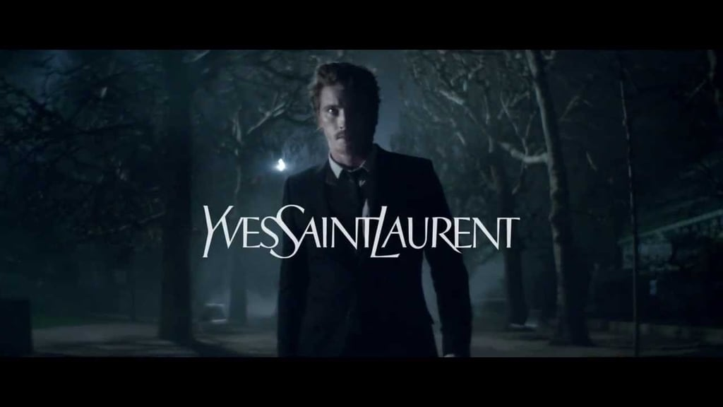 Garrett Hedlund For Yves Saint Laurent