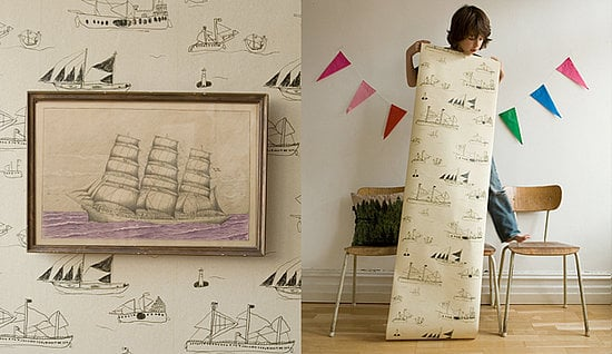Otto Dunker, the Amazing 8-Year-Old Wallpaper Designer