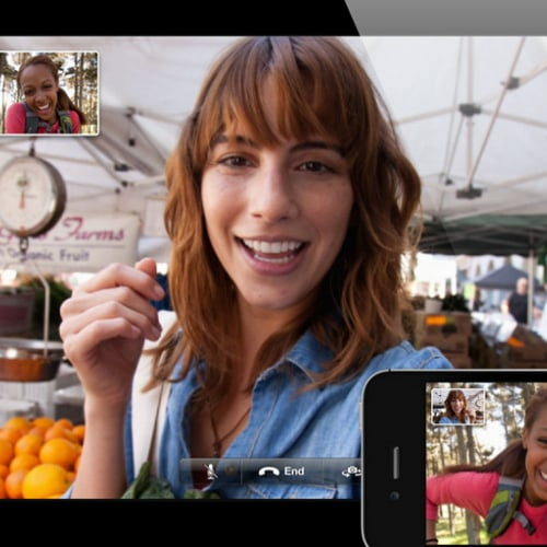 How Much Data Does iPhone 4S FaceTime Use?