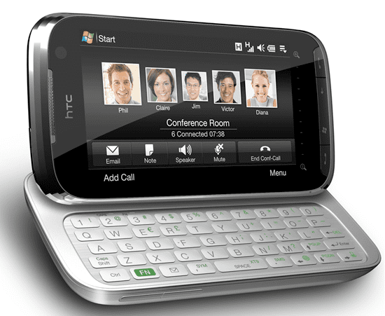 Daily Tech: HTC's Touch Pro2 Will Be Coming to the US