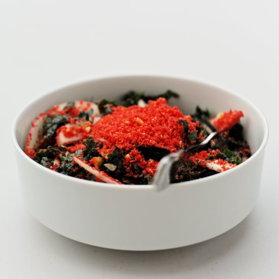 Flamin' Hot Cheetos Kale Salad Recipe