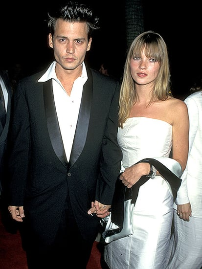 Johnny Depp: Inside his Volatile 1990s Romance with Kate Moss