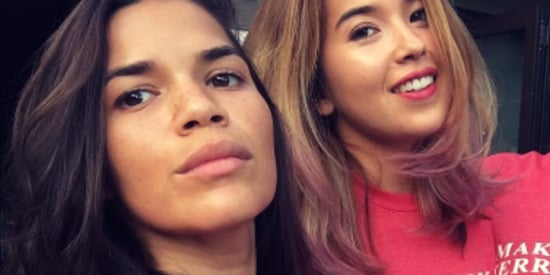 Anti-Trump Shirt Inspired By America Ferrera Is The Best Political Statement