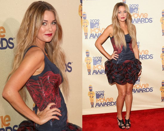 Lauren Conrad at the 2009 MTV Movie Awards