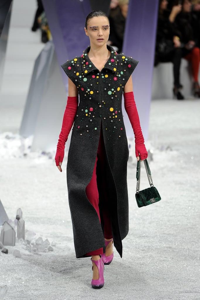 Chanel Fall 2012 —Plus, Accessories