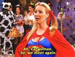 When She Channels Her Inner Superhero