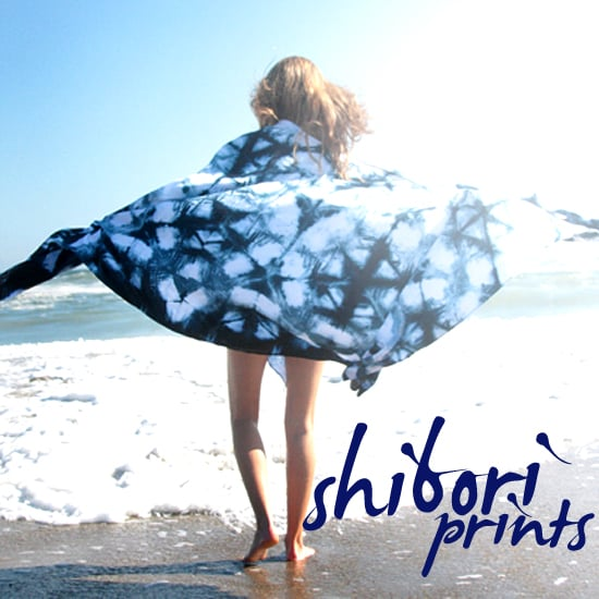 Buy the Shibori Tie Dye Trend Summer 2011