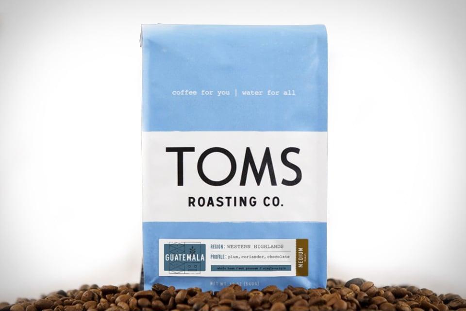 TOMS Coffee