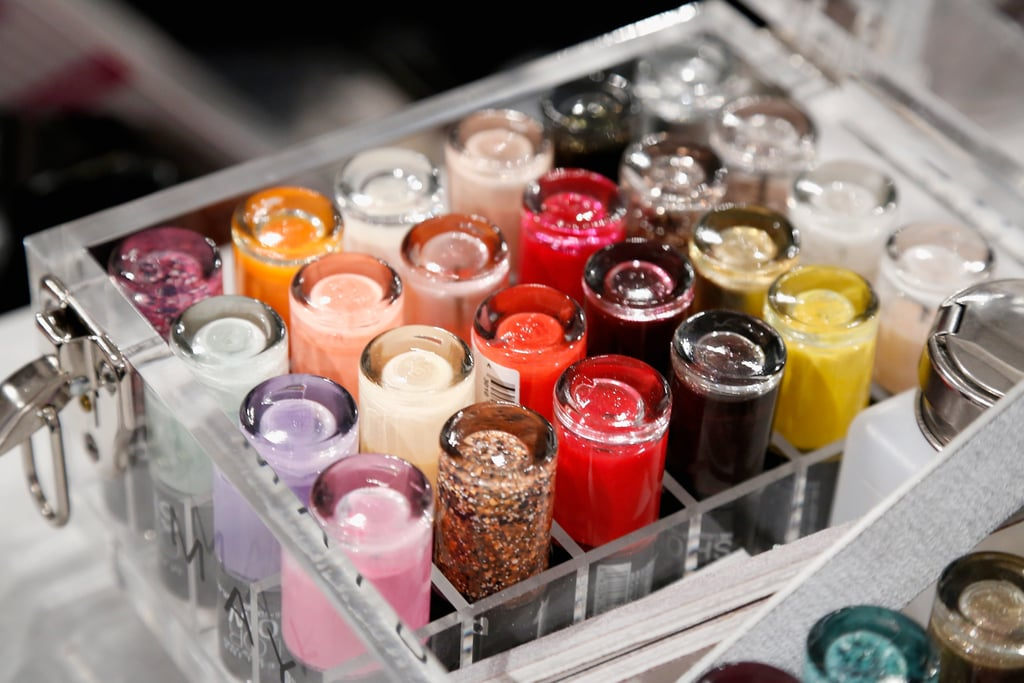"""""""Finding your perfect nude polish is like finding your perfect red. If you have cool undertones, find one with a blue undertone. If you have warm, find one with red."""" — Manicurist Sunshine Outing at Rachel Zoe"""