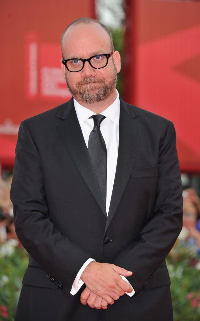 Paul Giamatti at the Venice Film Festival.