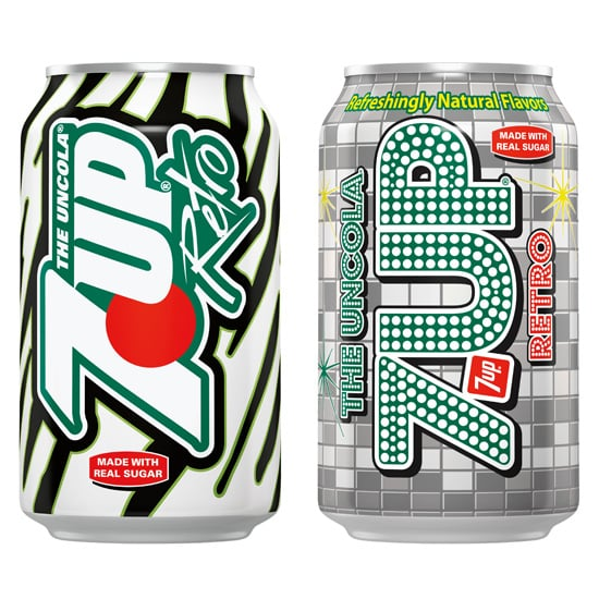 Celebrity Apprentice's Limited-Edition Retro 7Up Cans