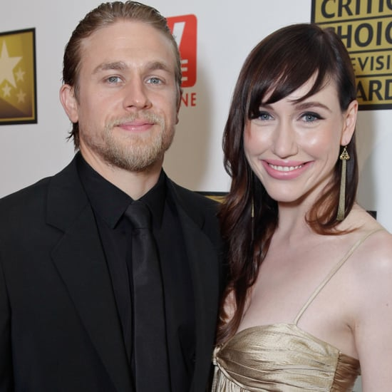 Charlie Hunnam Quotes About Morgana McNelis