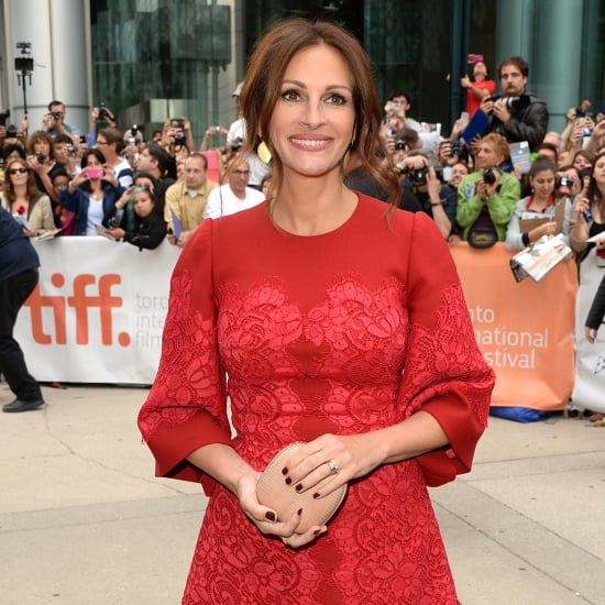 Julia Roberts at the August: Osage County TIFF Premiere
