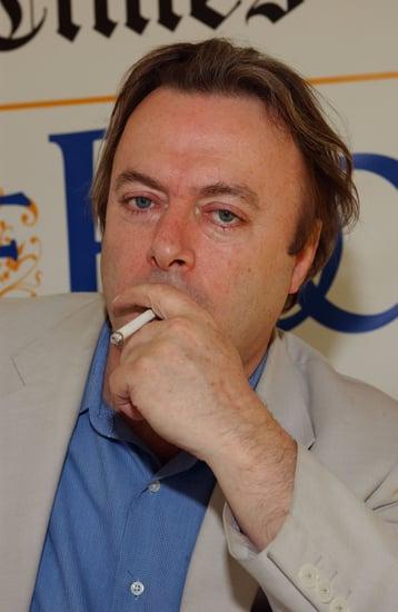Christopher Hitchens Endorses Obama