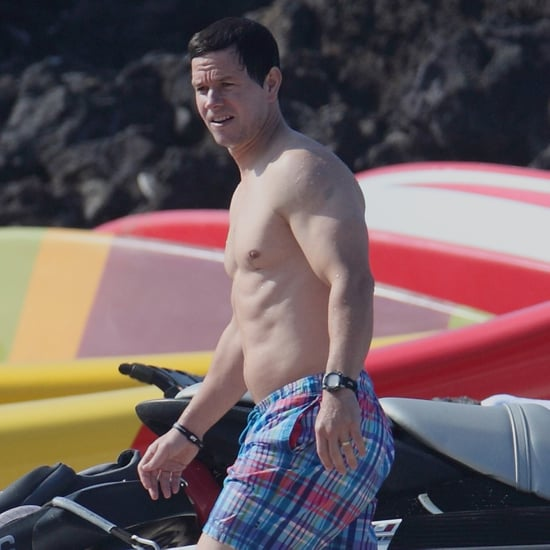 Mark Wahlberg Shirtless in Hawaii | Pictures