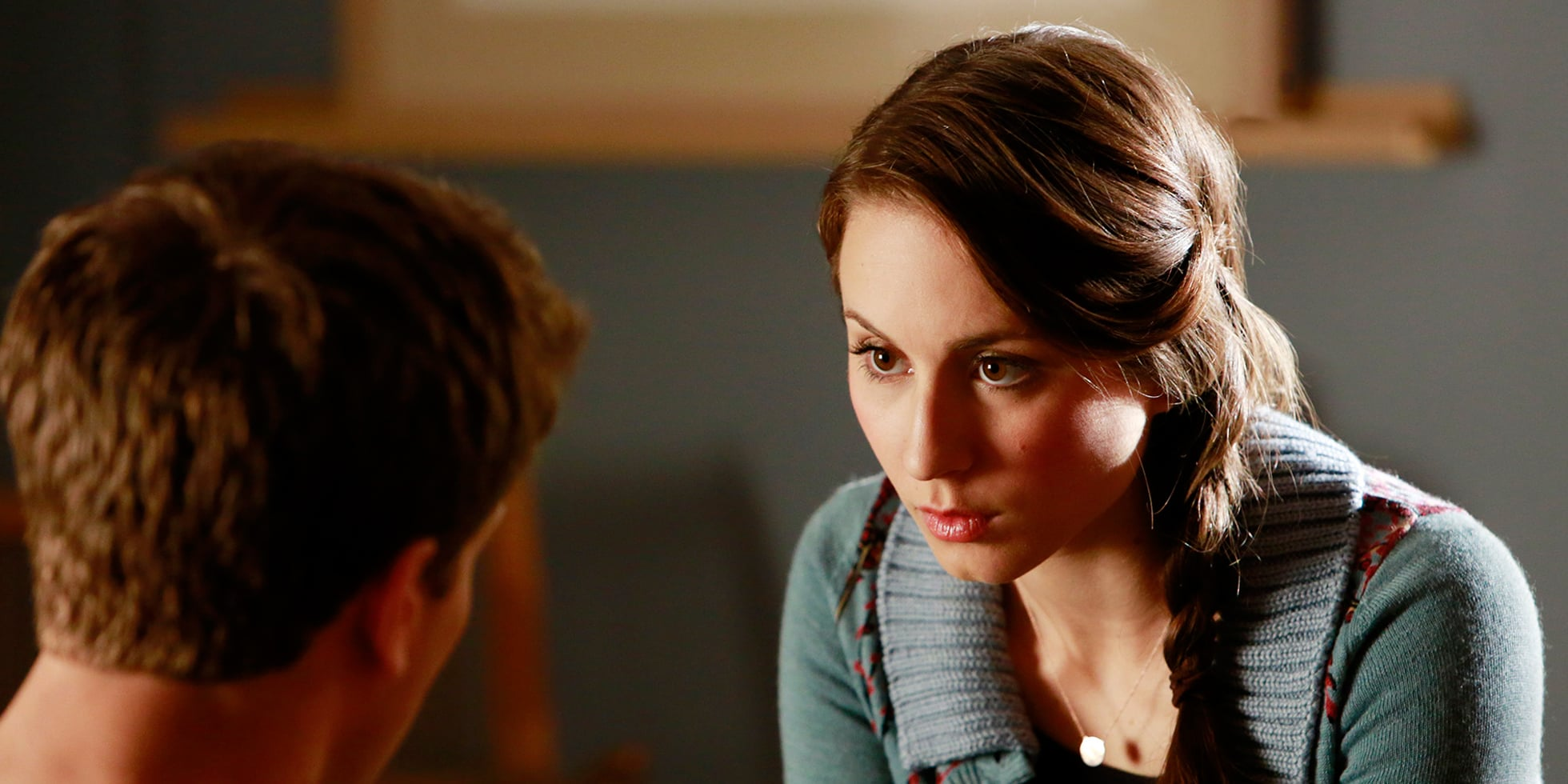 Spencer Hastings (Troian Bellisario)