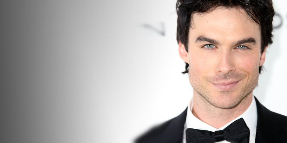 Smolderholder! The 7 Sexiest Faces of Ian Somerhalder