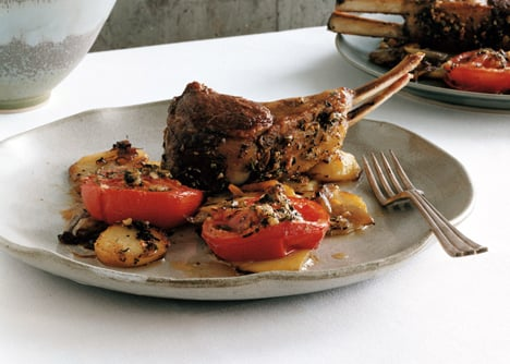 Fast and Easy Roasted Lamb Recipe
