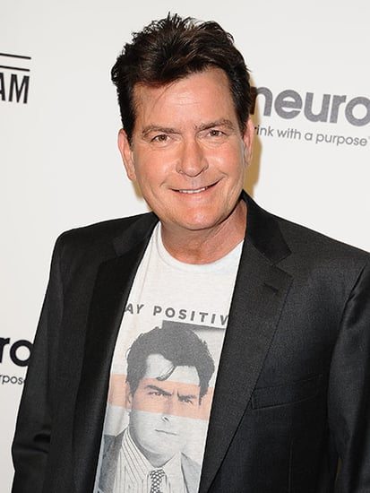 Charlie Sheen Is 'Really Not a Fan' of Donald Trump - and Cheap Regifted Cufflinks Are Partly to Blame