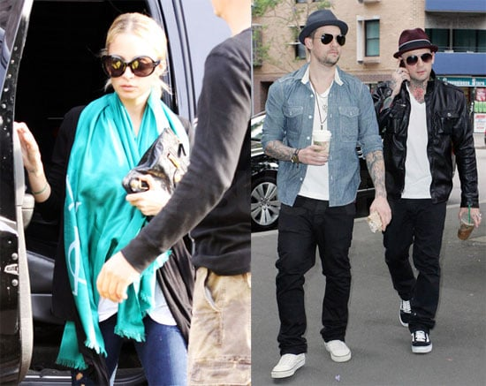 Photos of Nicole in LA and Joel in Sydney 2009-10-29 08:44:51