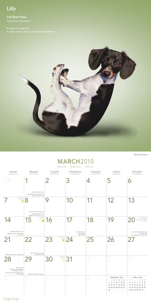 March — Full Boat Pose