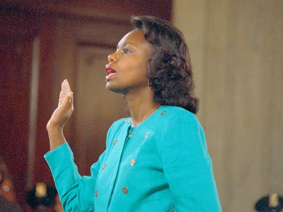Who Is Anita Hill? The Real-Life Story Behind HBO's Confirmation