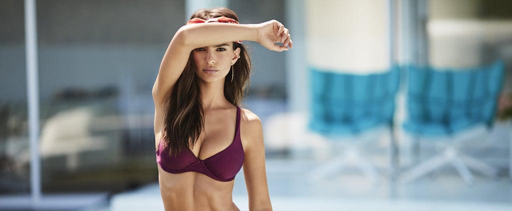 Emily Ratajkowski Is the New Face of This Sexy Australian Swim Brand