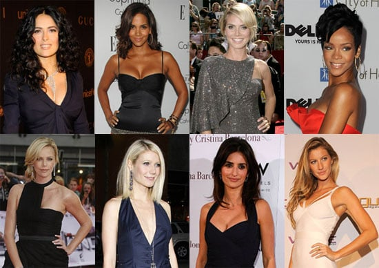 Who is the Sexiest Female of 2008?
