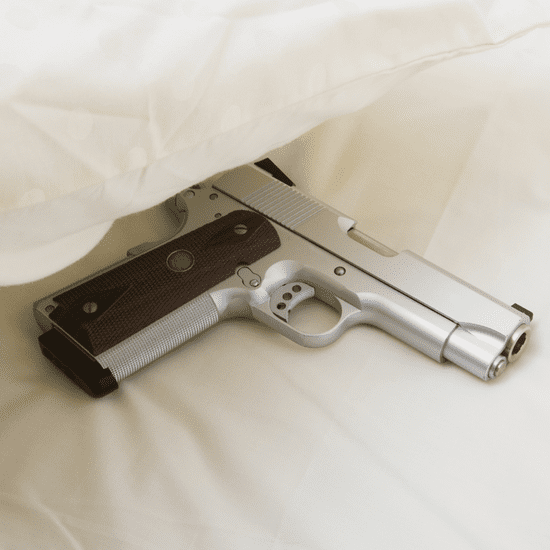 5-Year-Old Shoots Baby Brother