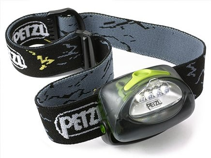 Get in Gear:  Petzl Headlamp