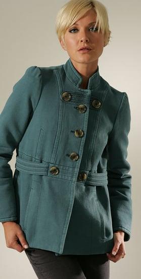 Fall Coat Trends: Peacoats