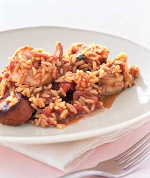 Fast & Easy Dinner: Jambalaya