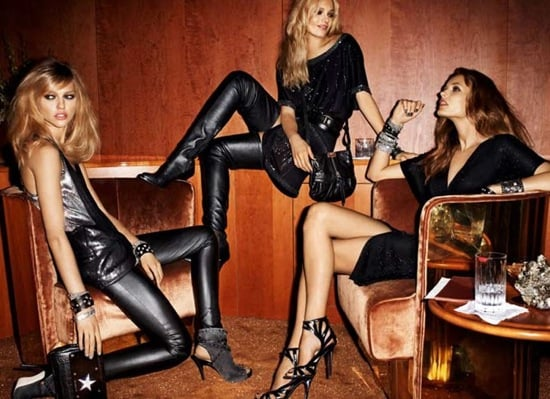Photos of 2009 Fall Jimmy Choo For H&M Collection Ad Campaign
