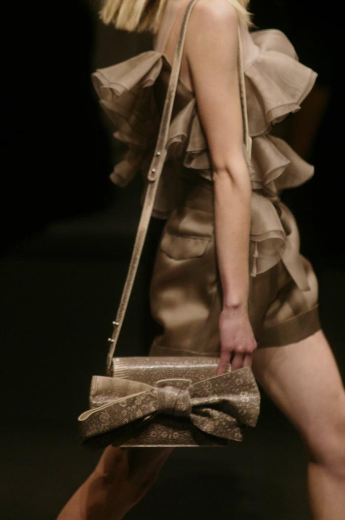 Paris Fashion Week: Valentino Spring 2010
