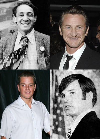 Matt Damon, Sean Penn Attached to Harvey Milk Biopic