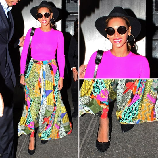 Beyonce Printed Skirt by Etro