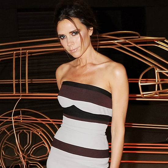 Victoria Beckham Pictures in China For Land Rover Launch
