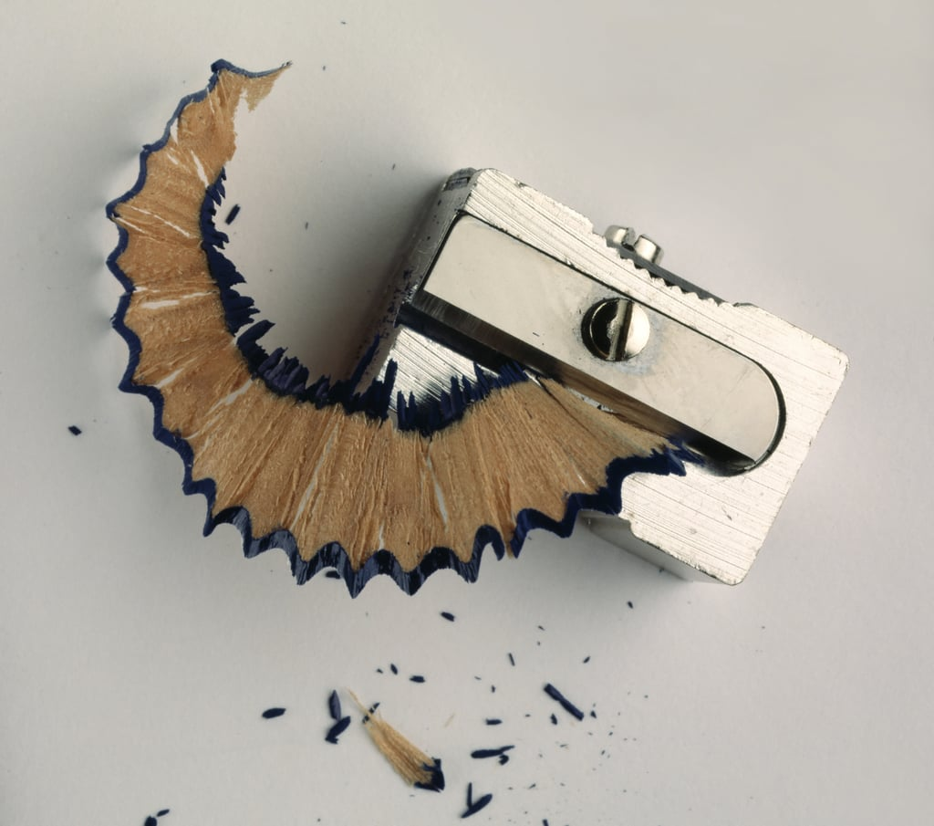 Spring-Clean: Your Pencil Sharpener
