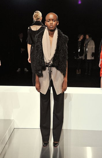 Fall 2011 New York Fashion Week: Tess Giberson