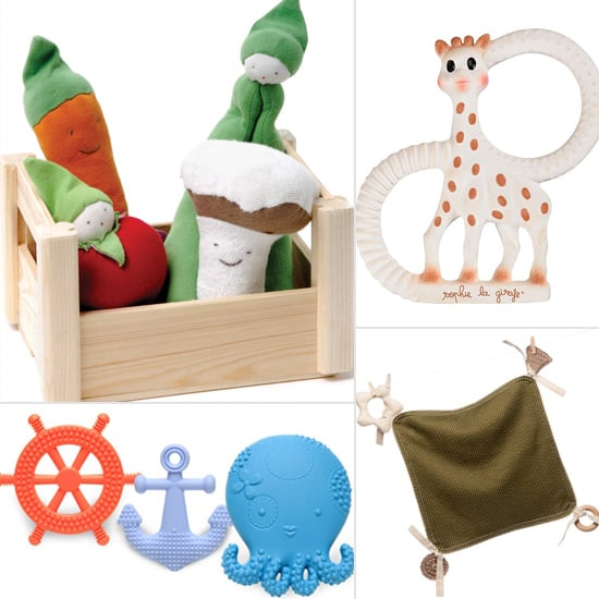 Take a Bite Out of This! 10 Great Teethers For Tiny Teeth