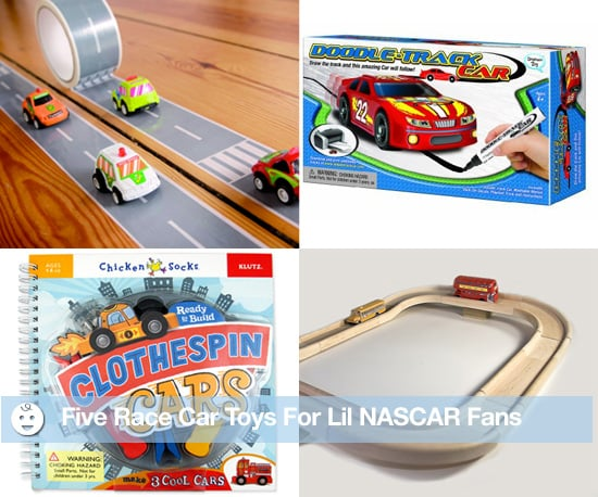 Toys For Race Car Fans