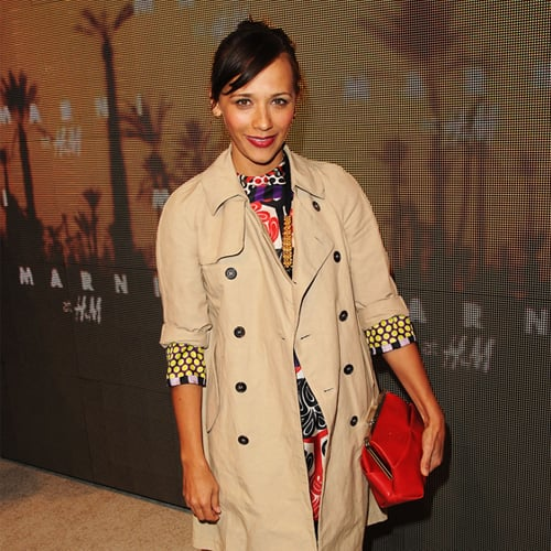 Celebs in Trench Coats