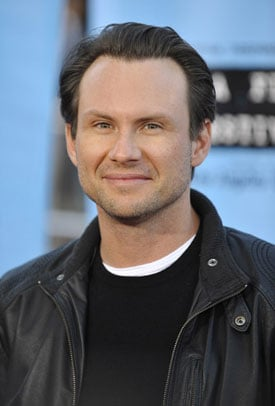 Christian Slater in Talks to Join ABC's The Forgotten