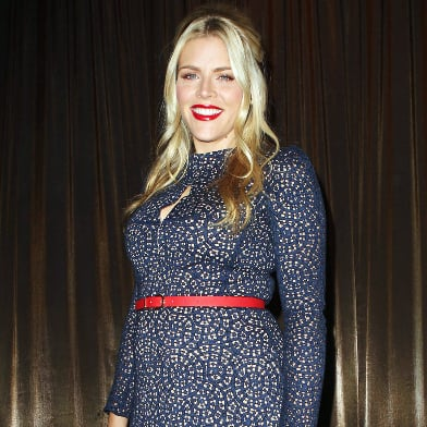 Busy Philipps Talks About Second Pregnancy on GMA | Video