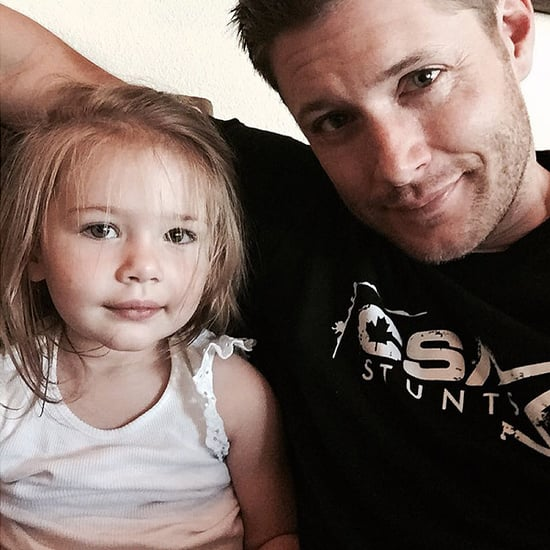 jensen ackles jensen ackles joins instagram with a little help from ...
