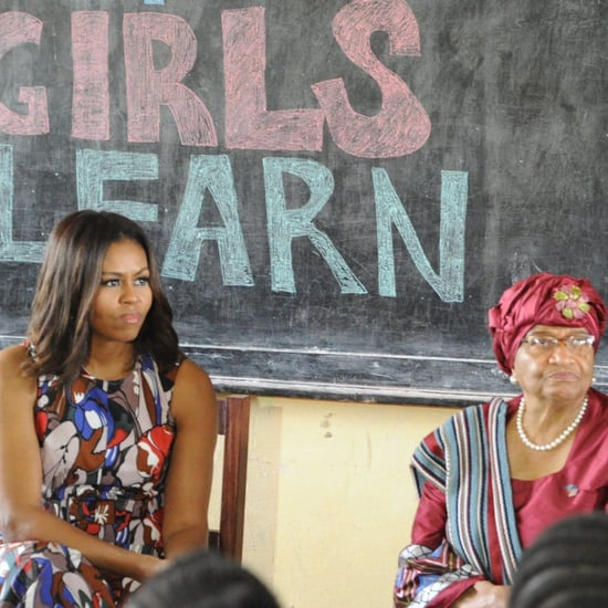 Michelle Obama and Daughters' Education Trip to Africa 2016