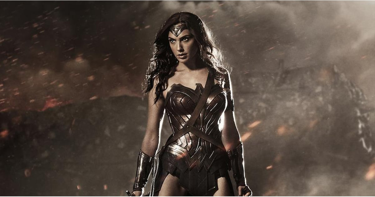 Gal Gadot Wonder Woman Uniform | POPSUGAR Fashion Gal Gadot Wonder Woman Costume Revealed