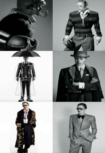 Menswear Designer of the Year Nominees, top to bottom:   Michael Bastian, Thom Browne, Tom Ford.