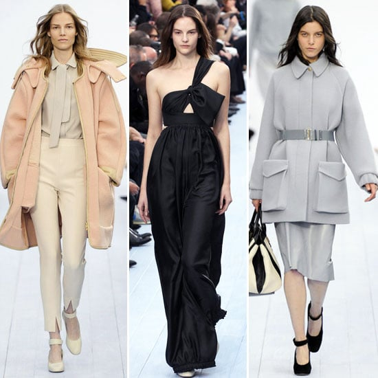 Review and Pictures of Chloe Autumn Winter 2012 Paris Fashion Week Runway Show
